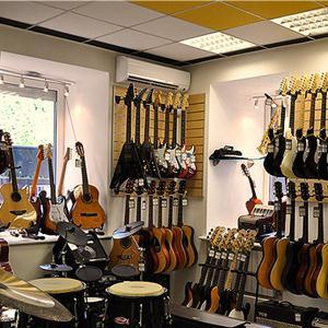 Музыкальные магазины Камышлы