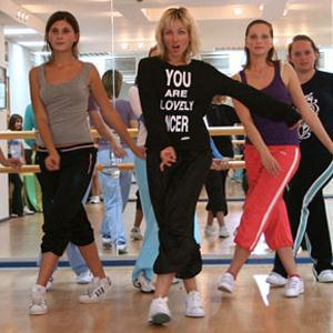 Школы танцев Камышлы