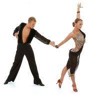 Школа социальных танцев Alfa Dance - иконка «танцы» в Камышле